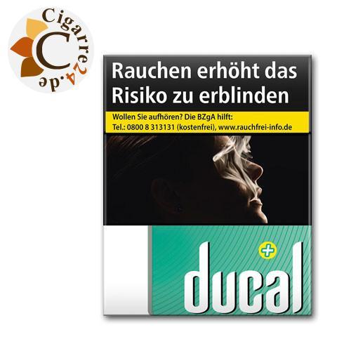 Ducal+ XL-Box 7,50 € Zigaretten