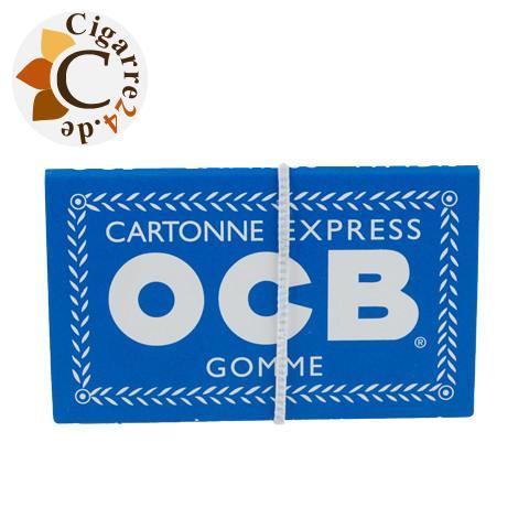 OCB blau mit Gummizug Einzelpackung