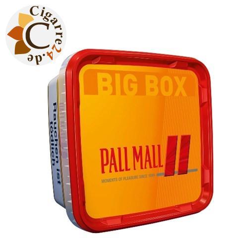Pall Mall Allround Red Big Box, 120g