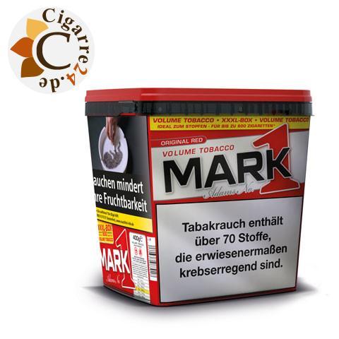 Mark Adams No.1 Red Volume Tobacco 4XL-Box, 400g