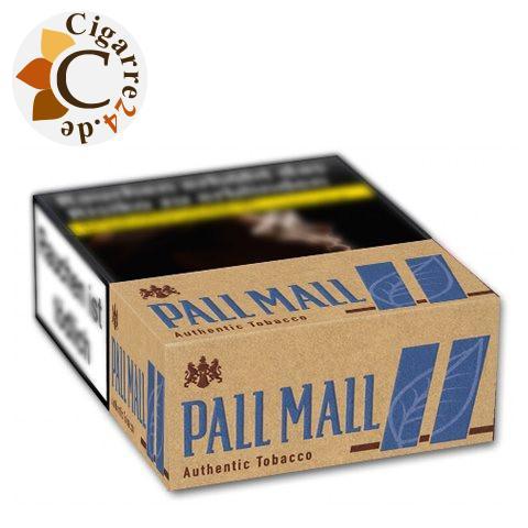 Pall Mall Authentic Tobacco Blue XXL-Box 8,00 € Zigaretten
