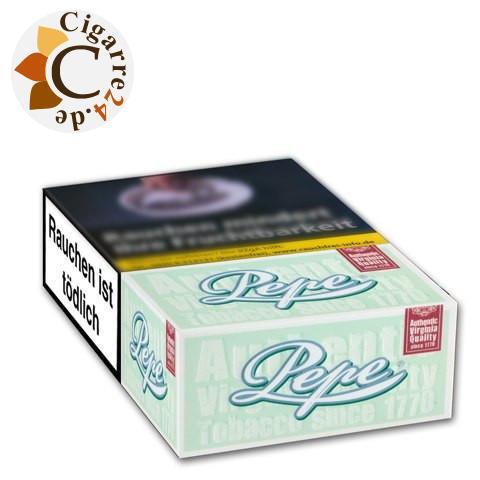 Pepe Fine Green 6,50 € Zigaretten