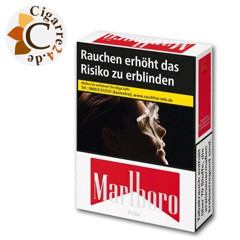 Marlboro Mix XL-Box 8,00 € Zigaretten