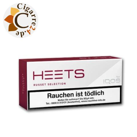 Heets Russet Selection Tobacco Sticks [Terra]