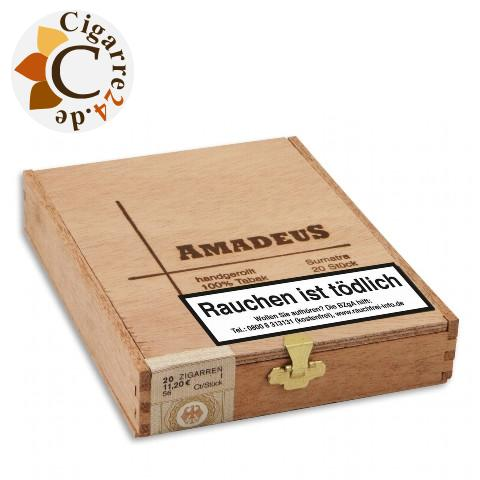 Amadeus Sumatra Panatella Zigarillos, 20er