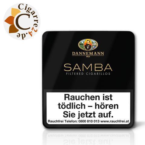 Dannemann Samba, 10er