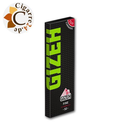Gizeh Fine Zigarettenpapier 25x50