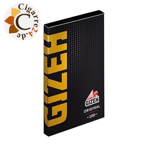 Gizeh Black Original Zigarettenpapier Einzelpackung