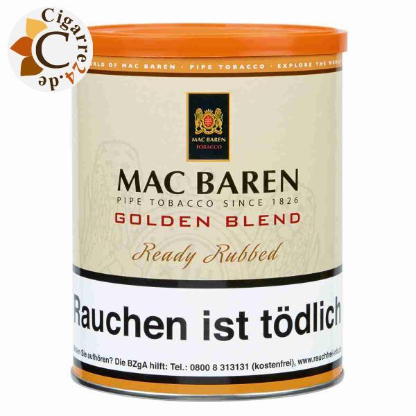 Mac Baren Golden Blend, 250g