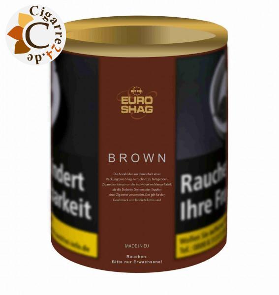 Euro Shag Brown, 115g
