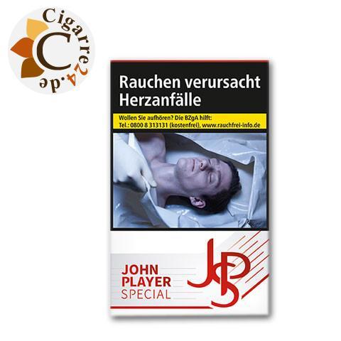 JPS Red 7,00 € Zigaretten