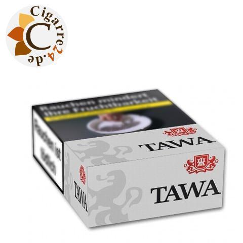 Tawa Silver XL-Box 6,50 € Zigaretten