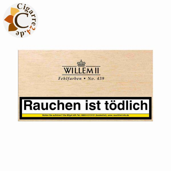 Willem II FF 439 Sumatra Zigarillos, 100er