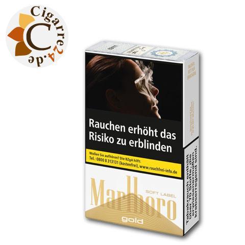 Marlboro Gold Soft Label 7,00 € Zigaretten