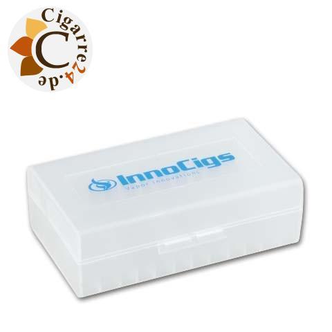 InnoCigs E-Akku Aufbewahrungsbox, 2er für 21700 Akku