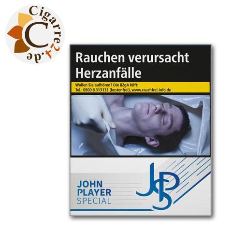 JPS Blue Stream 9,90 € Zigaretten