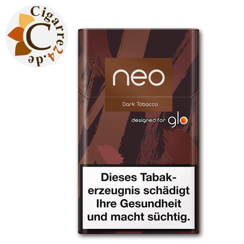 neo Tobacco Dark Tobacco Sticks Einzelpackung