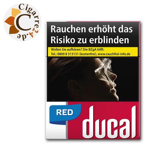 Ducal Red 3XL-Box 11,50 € Zigaretten