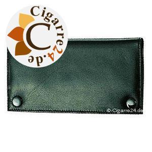 Große Tabak-Tasche aus echtem Leder
