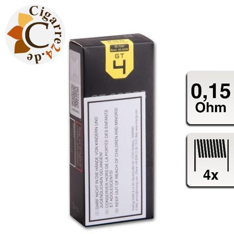 Vaporesso E-Clearomizercoil GT4 - 0.15 Ohm