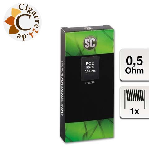 SC E-Clearomizercoil EC2 - 0.5 Ohm