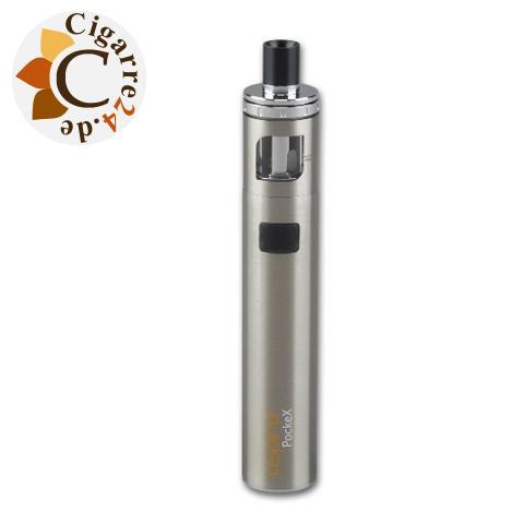 SubOhm E-Zigarette Aspire PockeX Set - Silber 1500 mAh