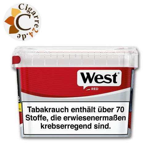 West Red Volume Tobacco Giga Box, 280g