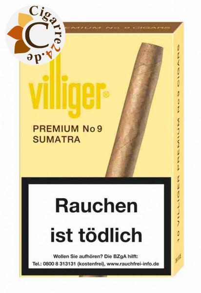 Villiger Premium No. 9 Sumatra