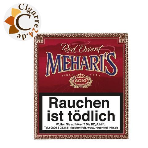 Agio Mehari's Red Orient Zigarillos, 20er