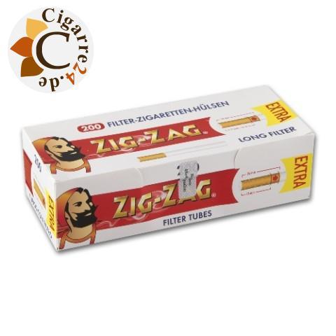 Zig Zag Extra Hülsen, 200er