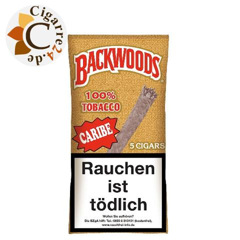Backwoods Caribe [Wild Rum], 5er