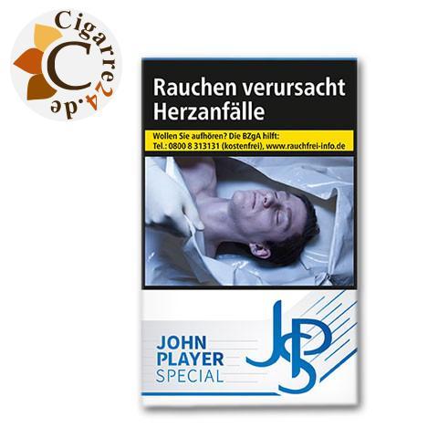 JPS Blue Stream 7,00 € Zigaretten