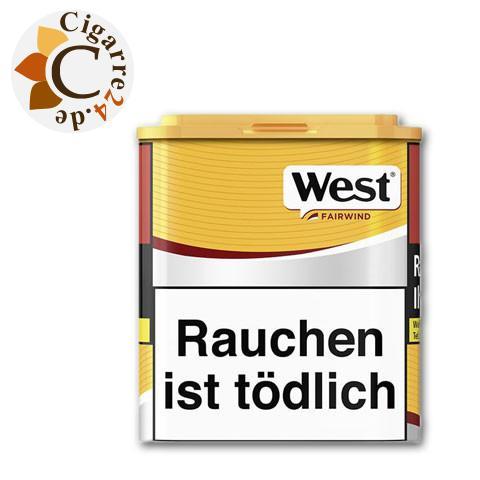 West Yellow Volume Tobacco, 50g