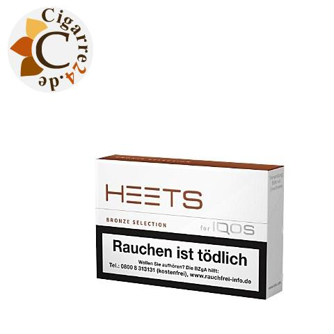 Heets Bronze Label Tobacco Sticks