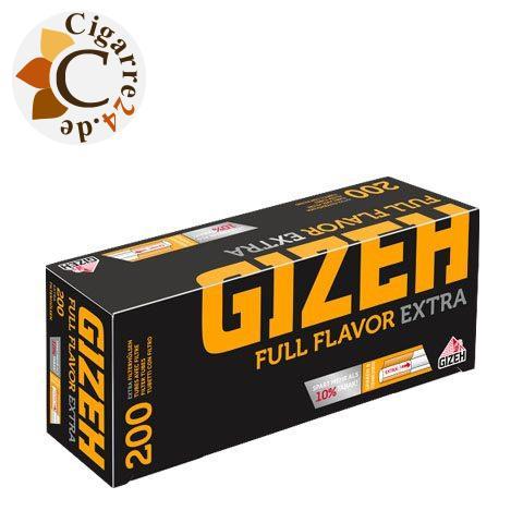 Gizeh Extra Zigarettenhülsen, 200er