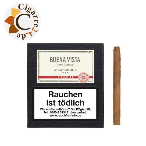 Buena Vista Cigarillos, 20er