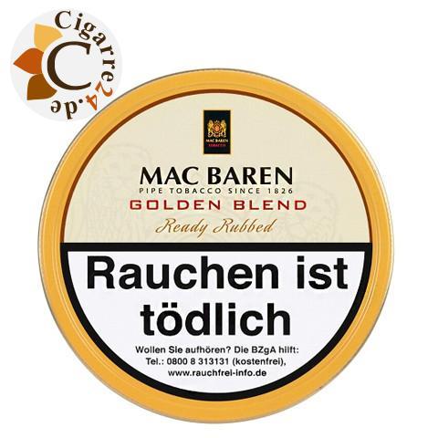 Mac Baren Golden Blend, 100g