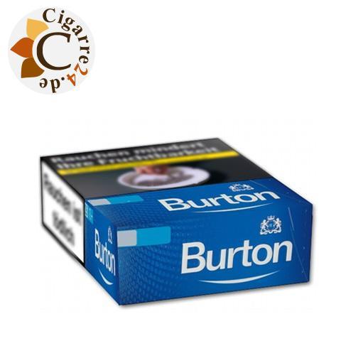 Burton Blue L-Box 6,00 € Zigaretten