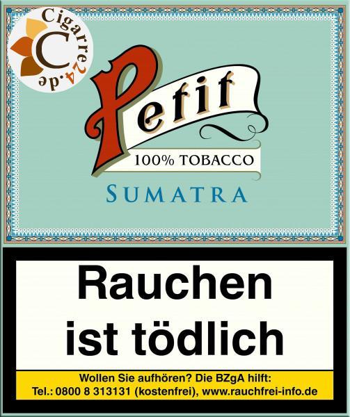 Nobel Petit Sumatra Zigarillos, 20er