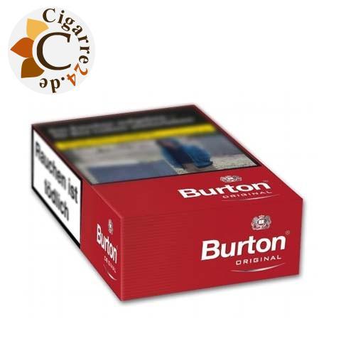 Burton Original L-Box 6,00 € Zigaretten