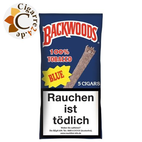 Backwoods Blue [Vanilla], 5er
