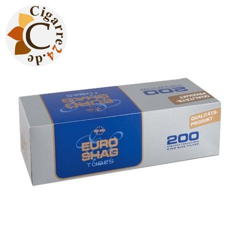 Euro Shag Filterhülsen, 200er