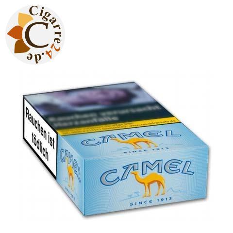 Camel Blue XL-Box 7,00 € Zigaretten