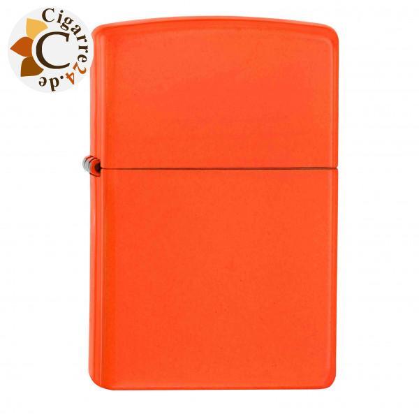 Zippo Neon Orange