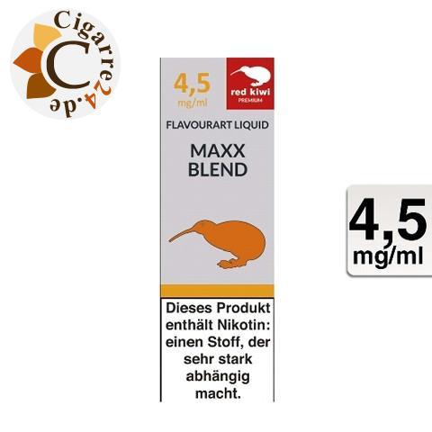 Red Kiwi E-Liquid Maxx Blend 4,5mg Nikotin