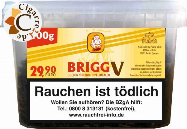 Brigg Vanilla, 400g