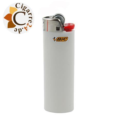 Einwegfeuerzeug Bic Maxi Neutral - Grau