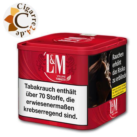 L&M Volume Tobacco Red, 45g
