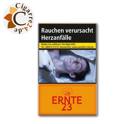 Ernte 23 7,40 € Zigaretten