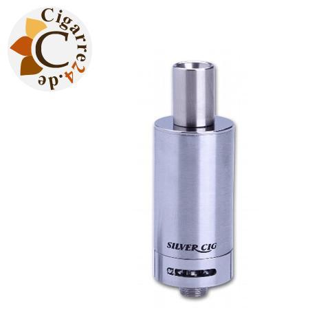 SilverCig E-Clearomizer E-Still-E-One TC - silber 0.2 Ohm